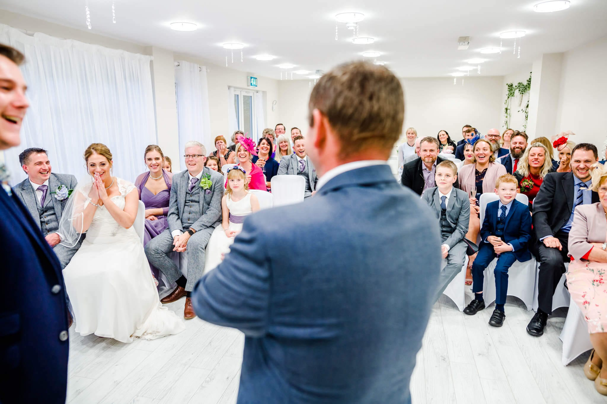 Photo of Wedding Magician in Nottinghamshire