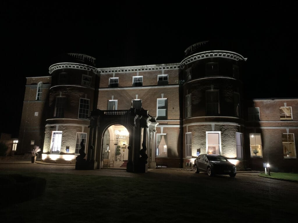 A Photo of Oakley Hall Hotel