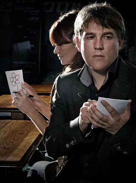 image of psychological illusionist