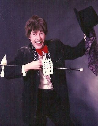 Magician Image
