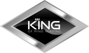 King of Mind Reading Badge