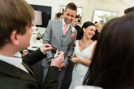 Gary Cahill's Wedding