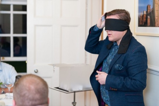 Looch Blindfolded
