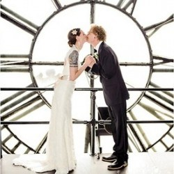 Wedding Mind Reader Clock