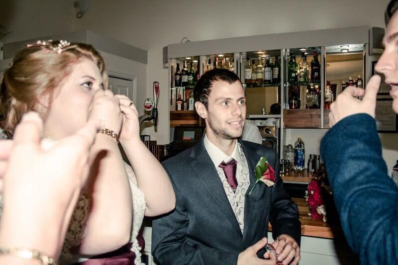 Wedding Magician Nottingham 1