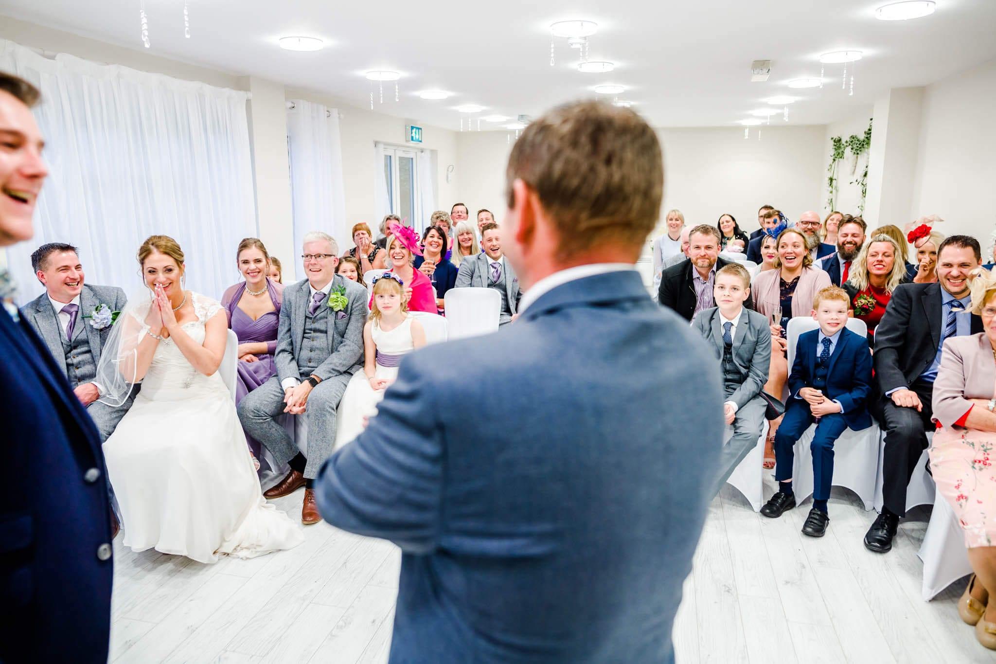 Photo of Wedding Magician in Nottinghamshire