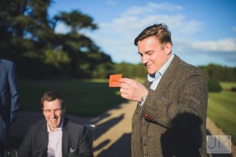 Looch is an Award Winning Wedding Magician in Nottingham