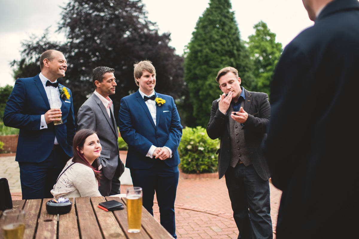 Image of Wedding Entertainment in Nottingham