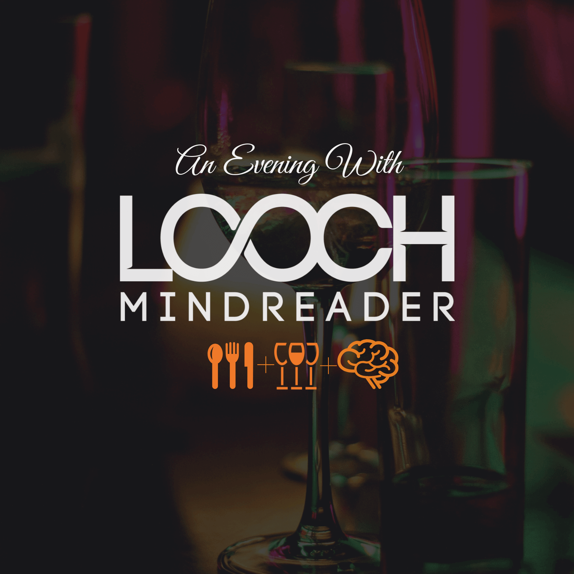 Image advertising Looch Mind Reader show in Caunton, Newark