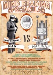 Man vs Machine Poster