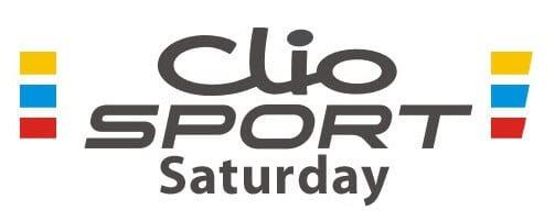 ClioSport Saturday Logo