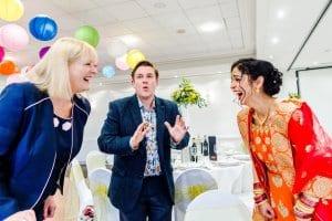 Photo of Looch's Bespoke Wedding Enter