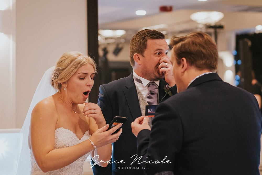 Photo of Wedding Magician in Leicester.