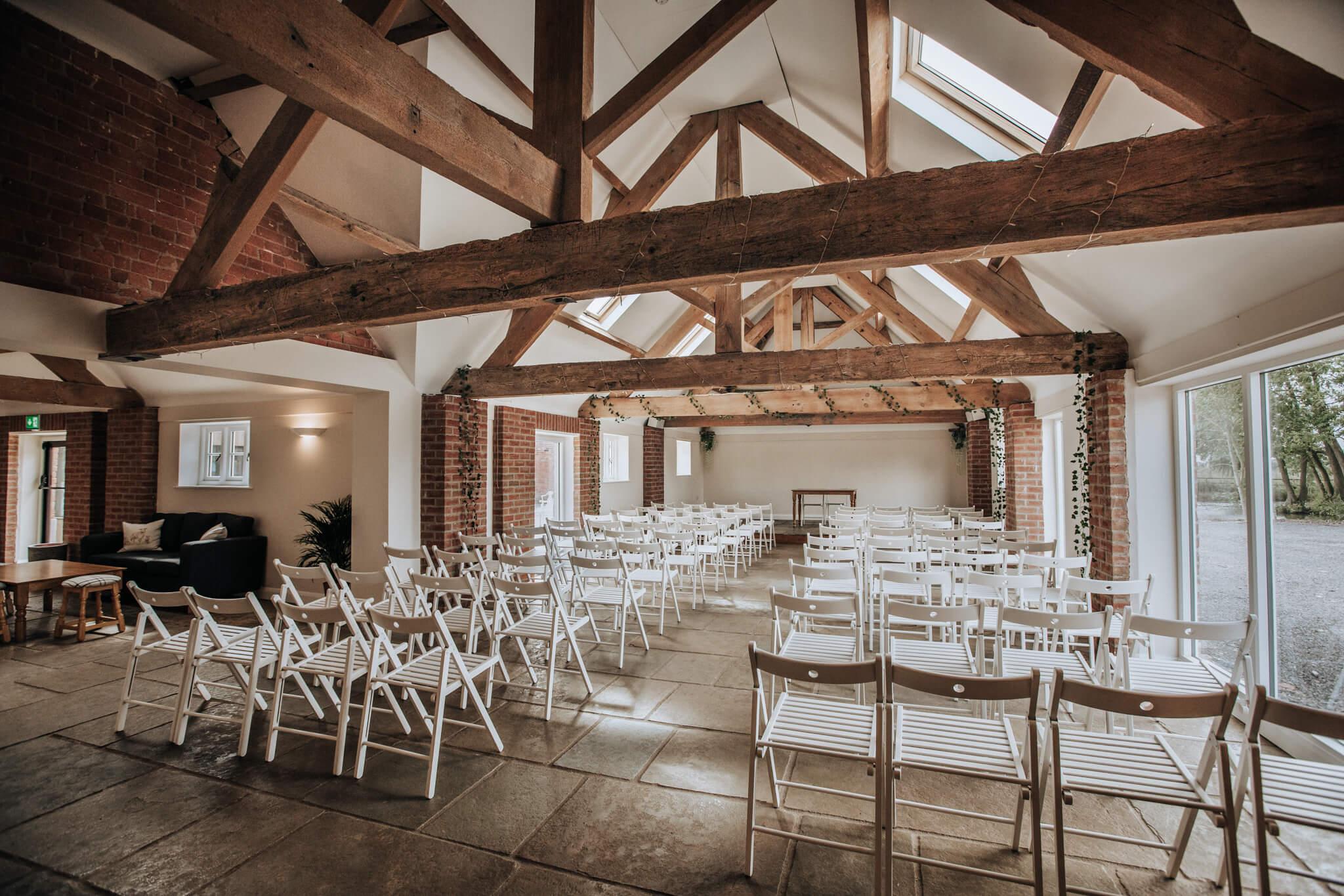 Photo of Hanbury Barn